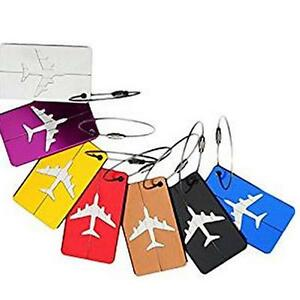7-Pcs-Luggage-Tags-Suitcase-Label-Name-Address-ID-Bag-Baggage-Tag-Travel-KV