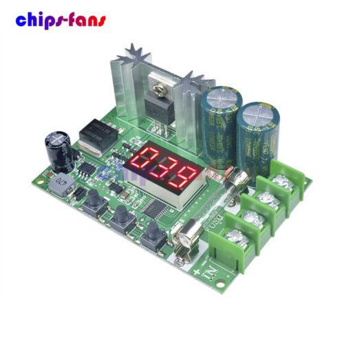DC 5V-35V//12-60V 5A//10A DC Motor Governor PWM Speed Controller Regulator