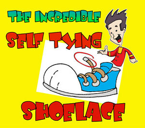 MAGIC-TRICK-THE-SELF-TYING-SHOELACE-Excellent-Trick-2-LEFT-Stock-to-clear