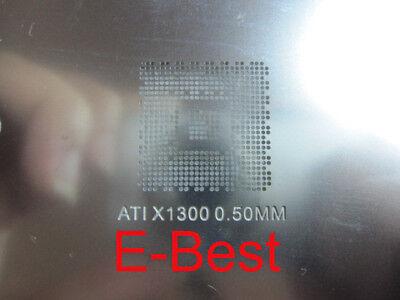218BAPAGA12F 218BAPAGA12FG 218BAPAGA12FL BGA Reball Heated Stencil Template