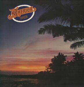 America-harbor-1977-Uk-Vinilo-Lp-Poster-Excelentes-Condiciones-George-Martin