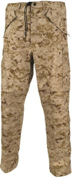 GI Desert Digital APECS Trousers Desert Goretex Pants Marpat