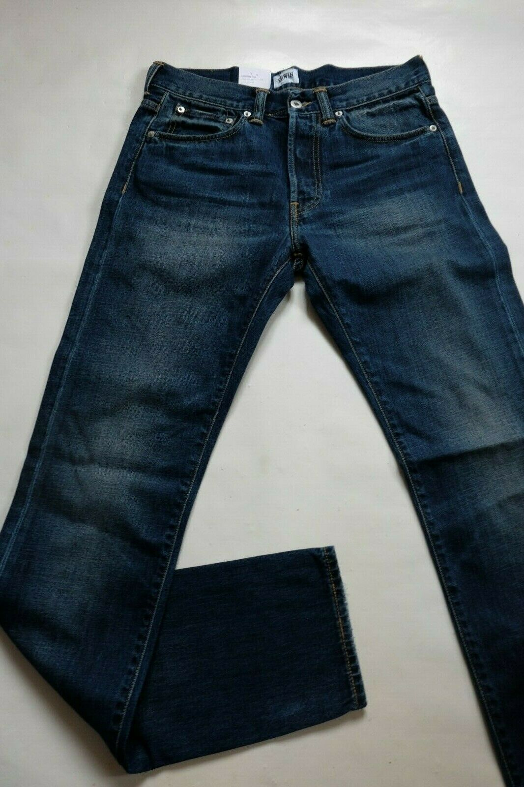 Jeans Edwin Ed 80 Slim ( Deep bluee Schmutz Dirt Gewaschen) W30