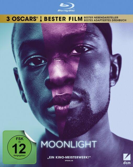 Barry Jenkins - Moonlight, 1 Blu-ray