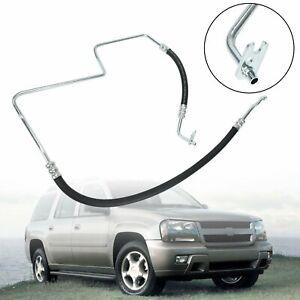 Power Steering Hose For Chevy Olds Chevrolet Trailblazer Gmc Envoy 9 7x 26095037 Ebay