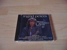 CD Ingrid Peters - Meine schönsten Lieder - 1995 - 16 Songs