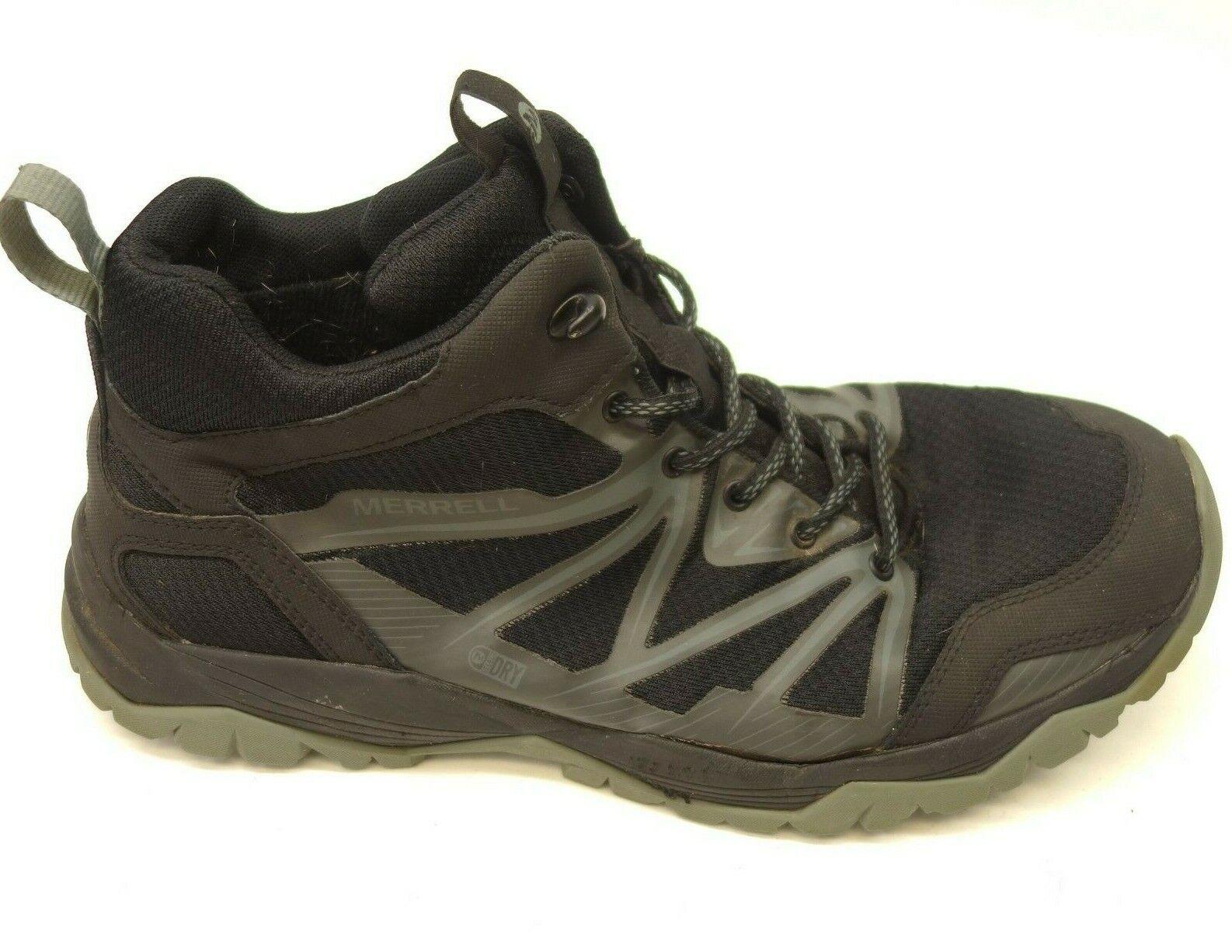 Merrell Capra aumento Medio Gore-Tex botas Para Excursionismo trail para hombre Atlético