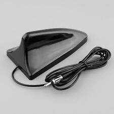 Universal Black Shark Fin Car Truck RV Radio Stereo Antenna fu