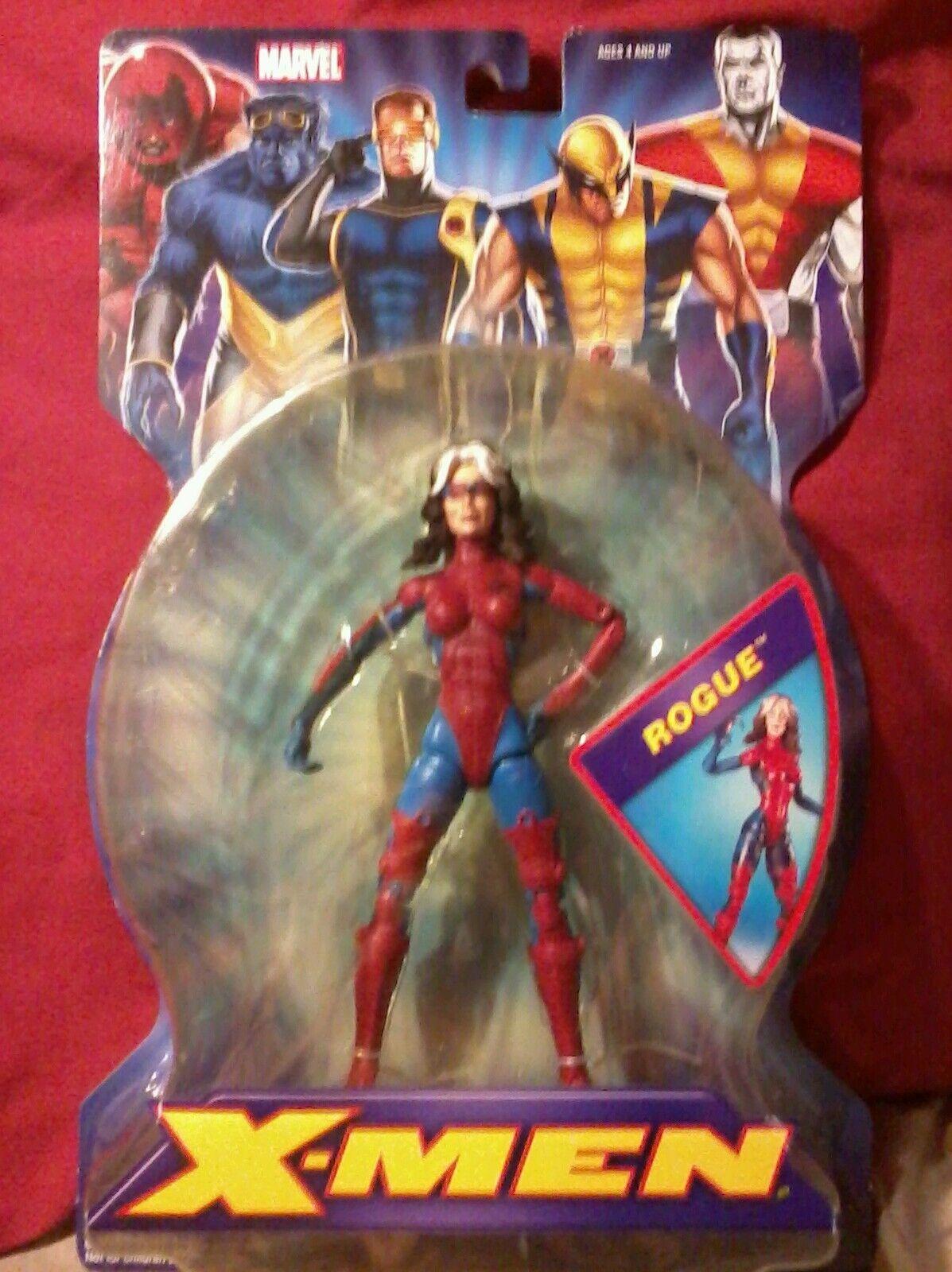 X-Treme ROGUE  Long hair variant X Men classics series Marvel Legends 6  Figure