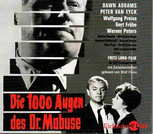 Die-1000-Augen-des-Dr-Mabuse-Hoerspiel-CD-NEU-OVP
