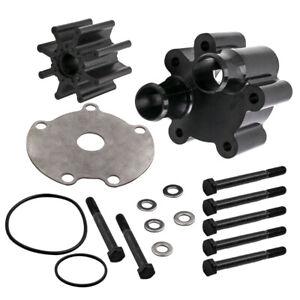 Wasserpumpe Impeller Reparatur Kit für Boot Mercruiser Bravo Raw 46-807151A14