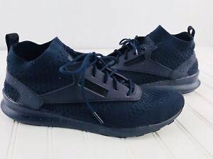 4739398c5ac5 Image is loading REEBOK-RUNNER-ULTRAKNIT-Blue-running-shoes-Men-039-