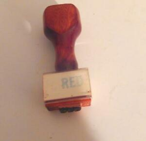 Exc H8 Lionel Reproduction Stamp 'red'