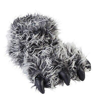 Ambizioso Mens Ragazzi Animale Claw Gorilla Mostro Piedi Novità Funky Divertente Pantofole Size7 -12-mostra Il Titolo Originale