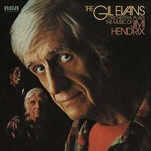 Gil-Evans-Plays-The-Music-Of-Jimi-Hendrix-NEW-CD