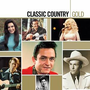 Classic-Country-Gold-VARIOUS-ARTISTS-Best-Of-32-Classic-Songs-NEW-VINYL-2-LP