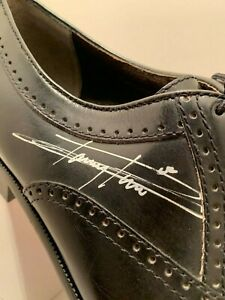 """Tommy Tune Autographed Tap Shoe sent to Critics for """"Busker Ally"""" Tour Baltimore"""