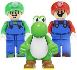 LNO Nano Diamond Super Mario Yoshi Building Block Brick 2209PCS Toys Gift 154