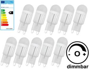 g9 led lampe leuchtmittel sparlampe stecklampe 3w 5w dimmbar kaltwei warmwei ebay. Black Bedroom Furniture Sets. Home Design Ideas