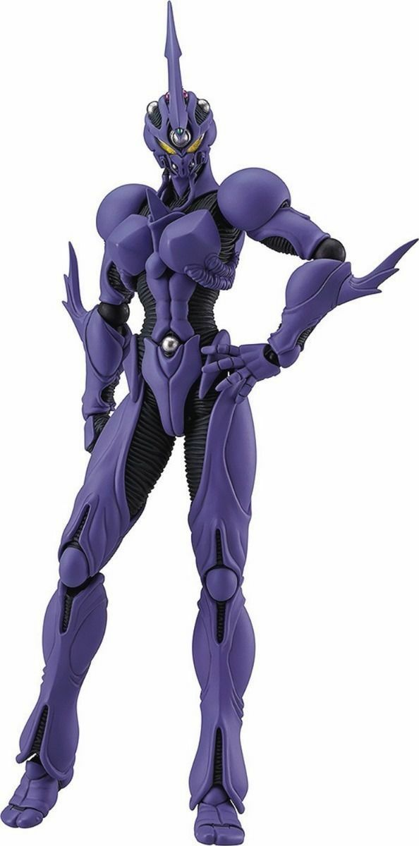 Figma EX-036 GUYVER II F MOVIE COLOR Ver Action Figure Max Factory NEW Japan F S
