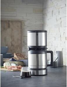 WMF-Stelio-Aroma-Machine-a-Cafe-Carafe-Thermique-de-1-LT-Acier-Inoxydable-Diner
