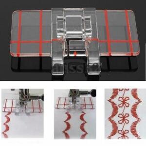 plastic sewing machine foot