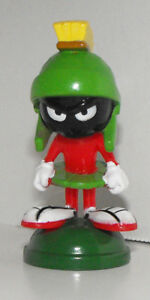 Marvin-the-Martian-2-inch-Plastic-Figurine-Looney-Tunes-Green-Figure-from-Mars
