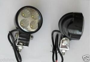 Led Lampen Auto : Universal auto lieferwagen bus day led lampen v punkt nebel
