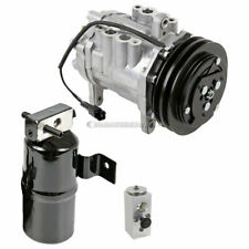 BuyAutoParts 60-80396RK New For Chrysler 300 /& Dodge Magnum Charger AC Compressor w//A//C Repair Kit