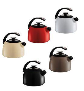 Wesco Wasserkessel Teekessel Flötenkessel Kessel Metall Teradur Ebay