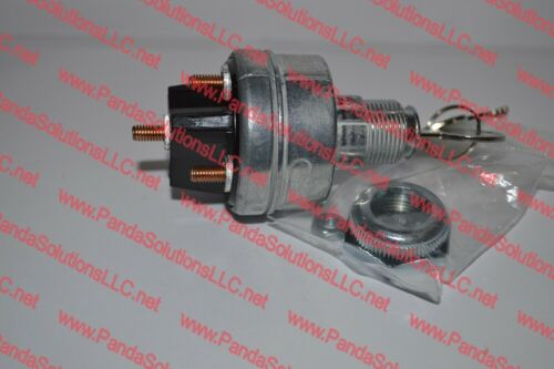 YALE FORKLIFT TRUCK GTP050RC IGNITION SWITCH