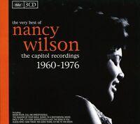 Nancy Wilson - Very Best Of [new Cd] Uk - Import on Sale