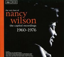 Nancy Wilson - Very Best of [New CD] UK - Import