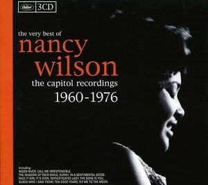 Nancy-Wilson-Very-Best-of-New-CD-UK-Import