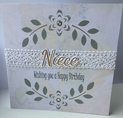 Personalised A5 40th Birthday Card Rose Gold Sister,Auntie,Friend,Mum,Daughter