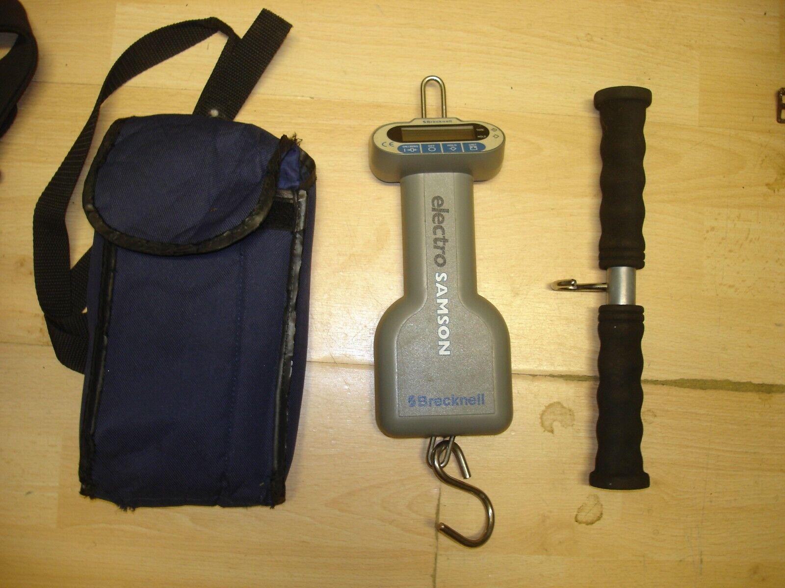 Electro Samson becknell Match Pesca pesare in Scale 25kg x 20gms CORNICE