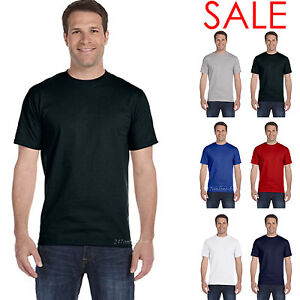 a7e14aa7 Image is loading Hanes-Mens-Beefy-T-Tall-T-Shirt-518T