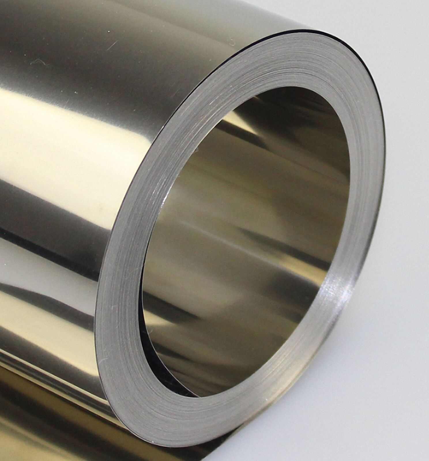 Select Thickness 0.1-0.6mm 304 Stainless Steel Fine Plate Sheet Foil 40 50mm