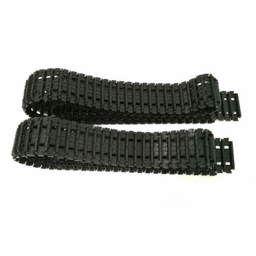 1 Piece of 92cm Plastic Tank Crawler Track Tread for DIY Smart Tank Accessories