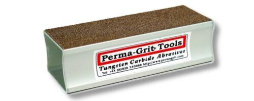 Permagrit 140mm Schleifklotz SB140 das Beste Schleifen Werkzeuge Expo 74460