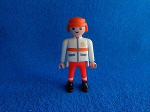 Playmobil-Jefe-Bomberos-chief-Fireman-Chef-Feuerwehr