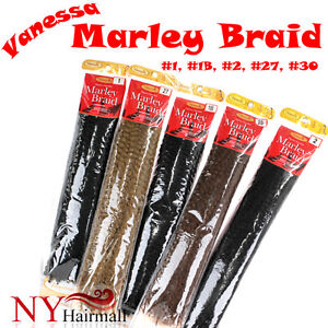 Vanessa Kanekalon Marley Braid Ebay