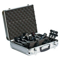 Audix Dp5a 5-piece Drum Microphone Set Studio Mic Kit For Live Sound & Recording on Sale