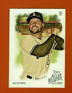 2019-Topps-Allen-amp-Ginter-Yonder-Alonso-264-Chicago-White-Sox