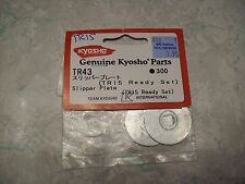 Vintage Kyosho Rc Car Parts Tr43 Slipper Plate Tr15 Ready Set Ebay