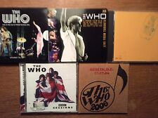 The Who [5 CD Alben] BBC Sessions + Live Isle of Wight 1970+ Berlin 2006 + Leeds