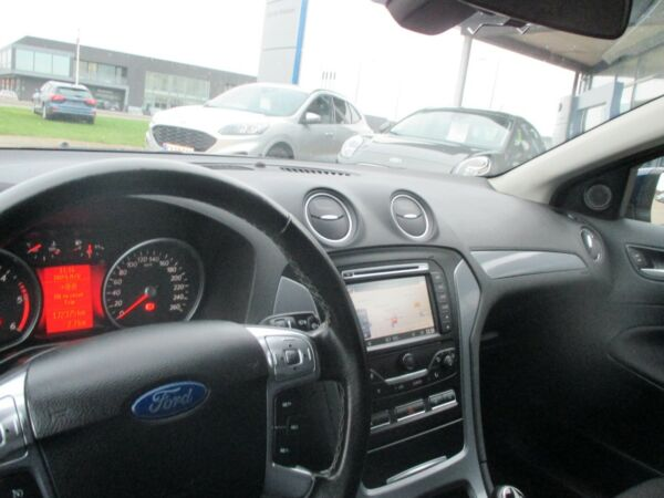 Ford Mondeo 2,0 TDCi 163 Collection stc. billede 13