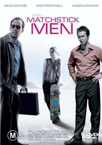 1 of 1 - Matchstick Men (DVD, 2004) Free Post!!
