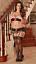 Plus-Size-Sexy-Womens-Lace-Lingerie-Nightwear-Top-Open-Bra-Panties-Garter-Belts