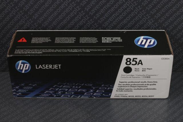 NEW HP 85A CE285A OEM Genuine Black Laserjet Toner Cartridge Sealed